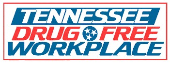 Tennessee Drug Free Workplace Logo